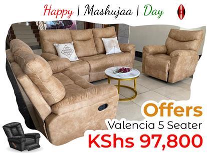 Mashujaa Day Sofa Set Offers