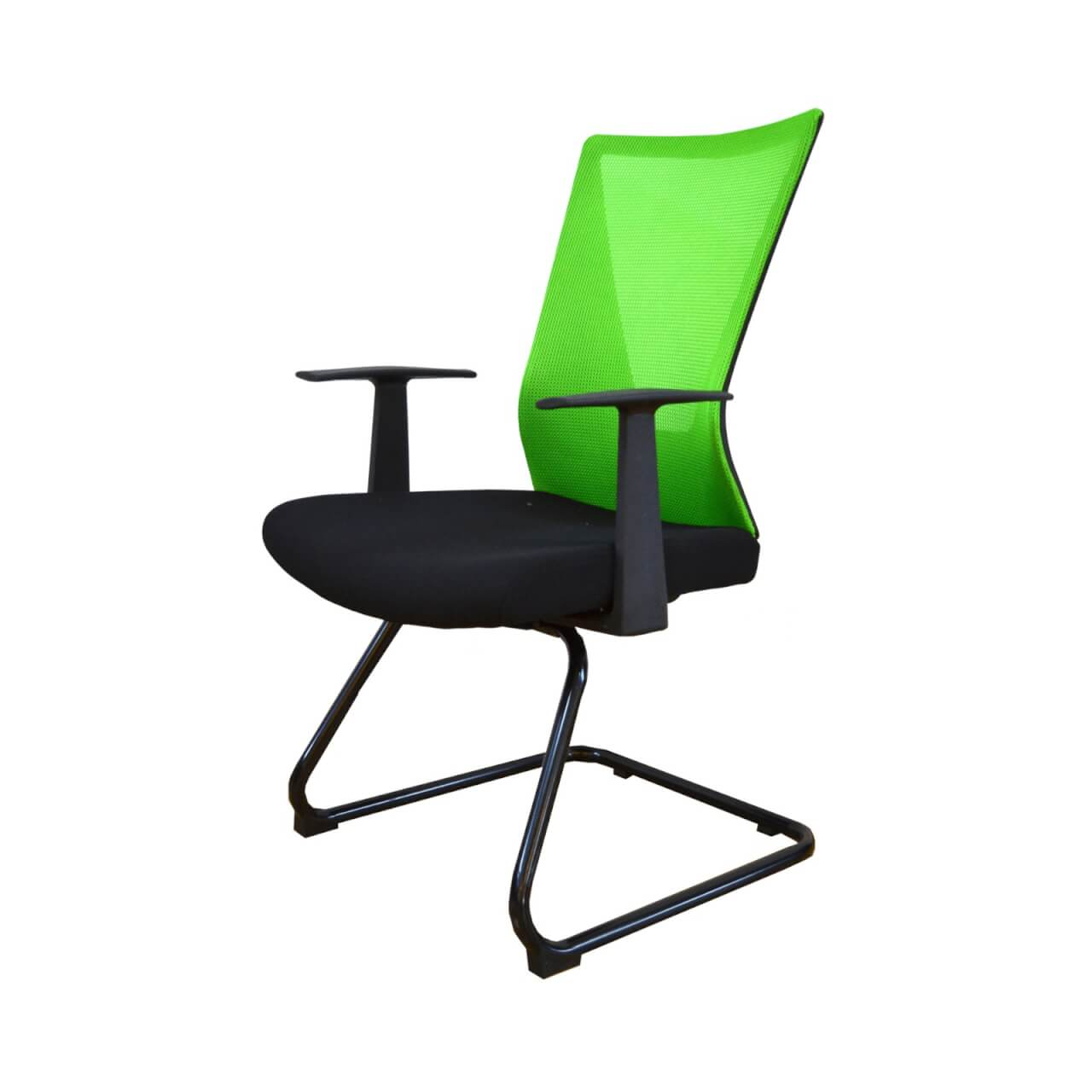 cantilever-chair-green
