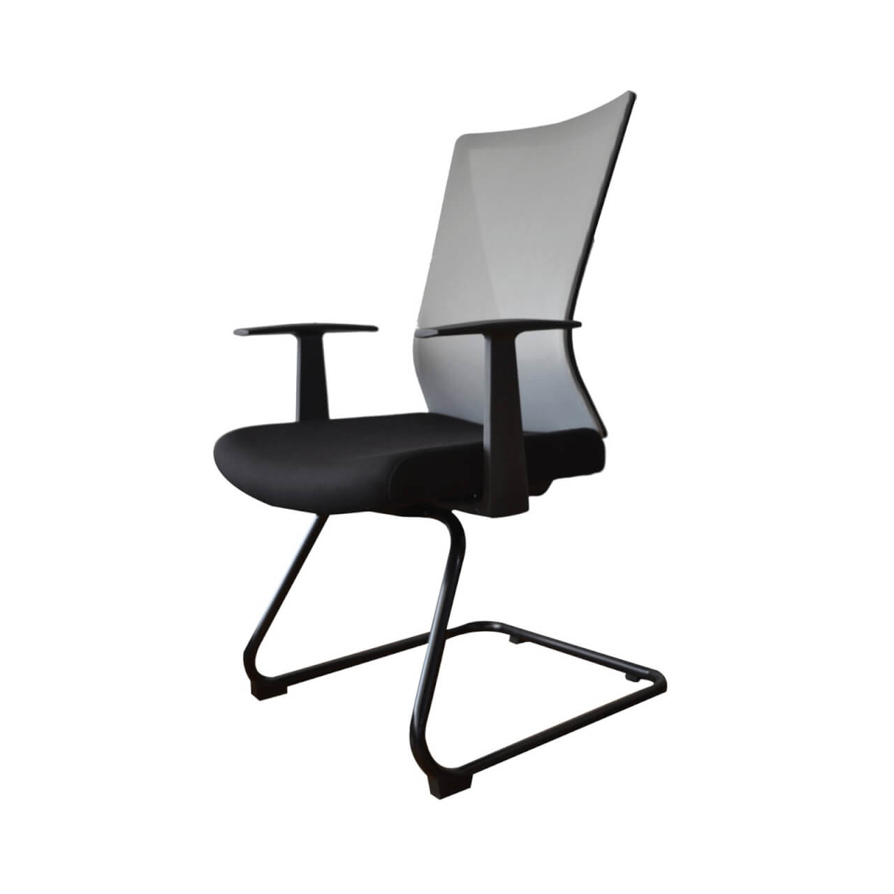 cantilever-chair-grey