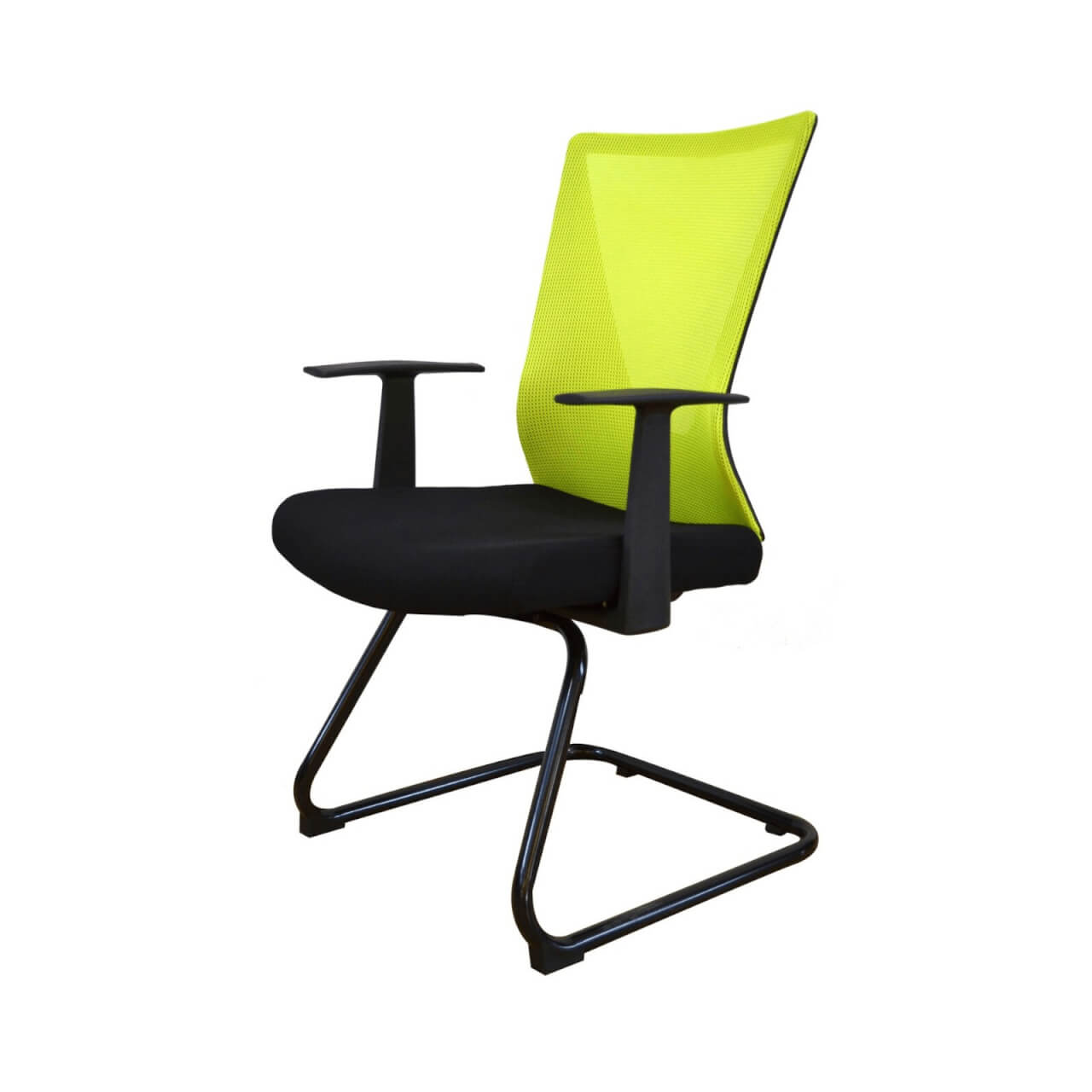 cantilever-chair-yellow