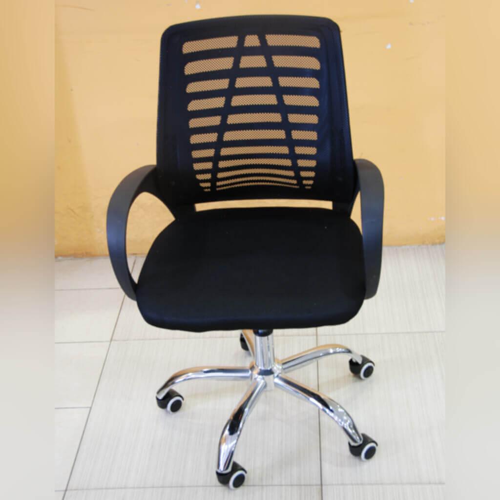 mia-secretarial-mesh-chair-product image
